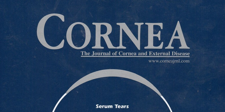 Corneal nerve sensitivity after CXL