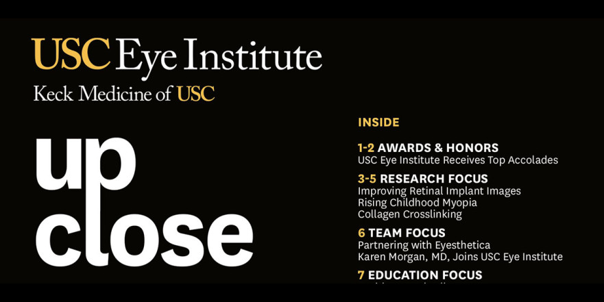 March 2016: Cross-Linking at USC Los Angeles