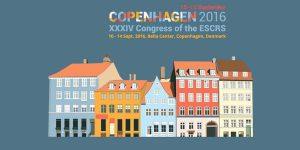 September 2016: ELZA at ESCRS 2016 Copenhagen